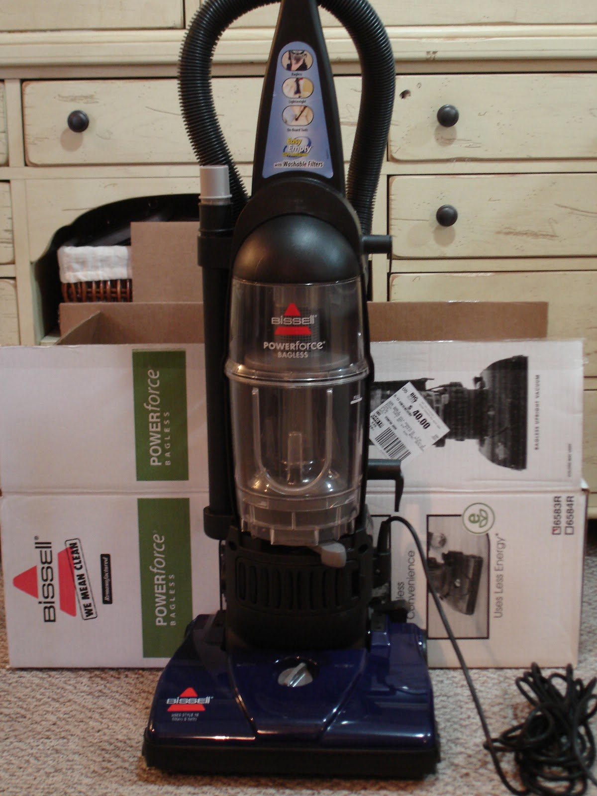bissell powerforce vacuum review