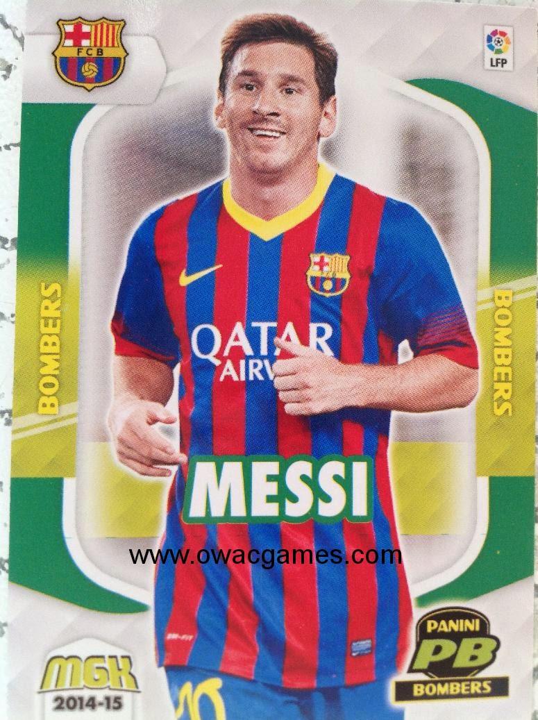Messi Bombers