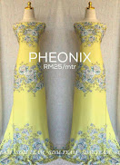 READY STOCK PHEONIX KUNING