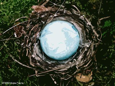 """Blue Moon"" by Moma Fauna."