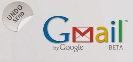 Undo Gmail