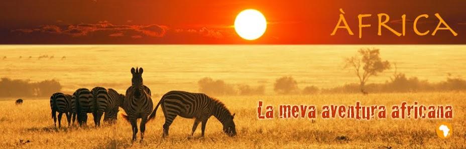 La meva aventura africana