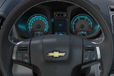 Nova S10 2012 - Interior - Painel