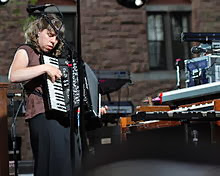 Jenny Conlee (The Decemberists)