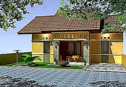 Rumah Minimalis 1 Lantai   Rumah Minimalis Mewah