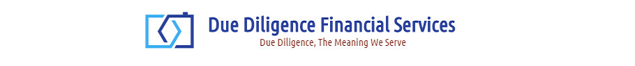 Due Diligence Financial Services - Blog