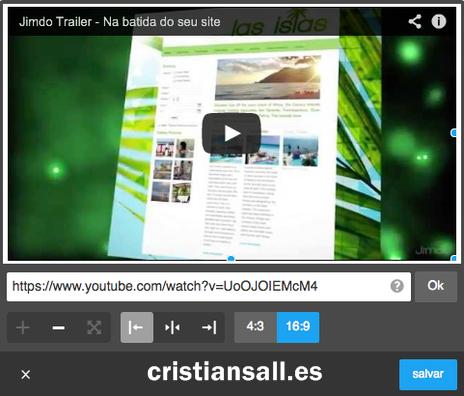 Blogsite Oficial - CRISTIAN SALLES