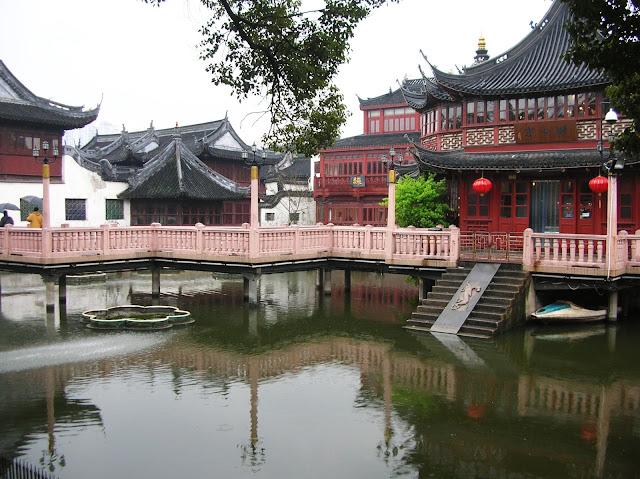 giardino del mandarino, shanghai