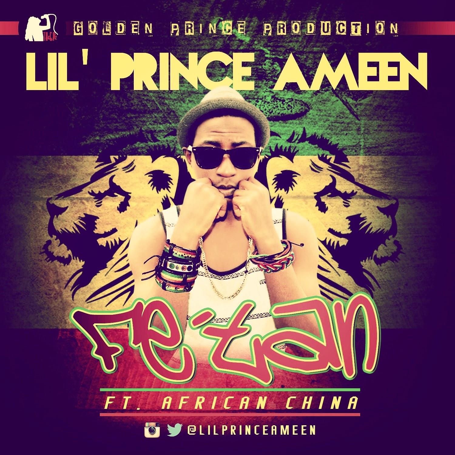 Music: Lil' Prince Ameen - Fe'tan ft African China
