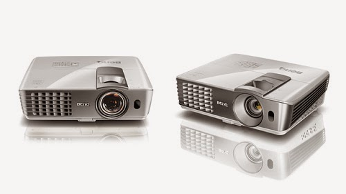 BenQ W1070 and W1080ST Full HD Video Projector