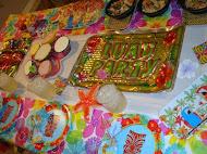 Luau Celebration!