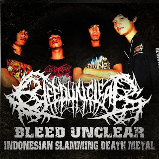 Bleed Unclear Band Slamming Brutal Death Metal Bintaro jakarta Selatan oto Image Wallpaper Logo Artwork