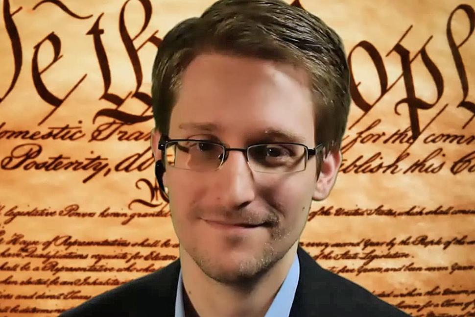 * Support Snowden *