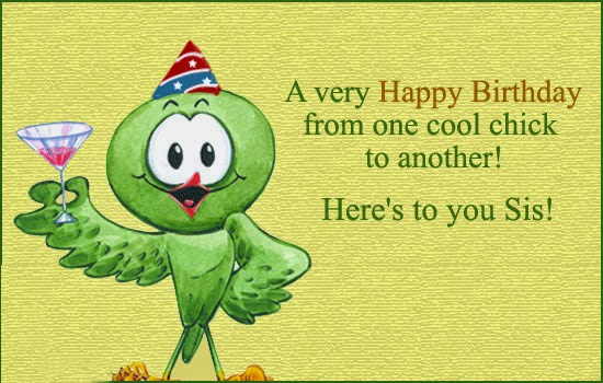 Happy Birthday Wishes Cards Images For Sister Greetings