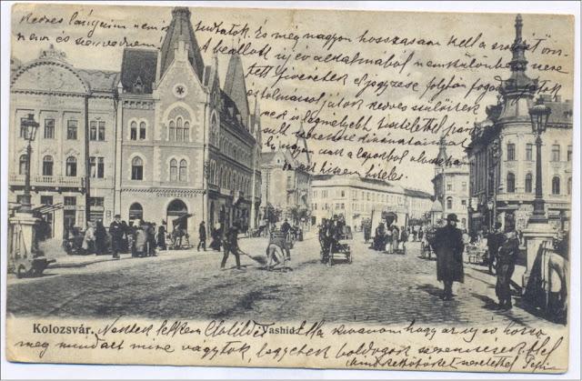 Clujul la inceputul secolului XX
