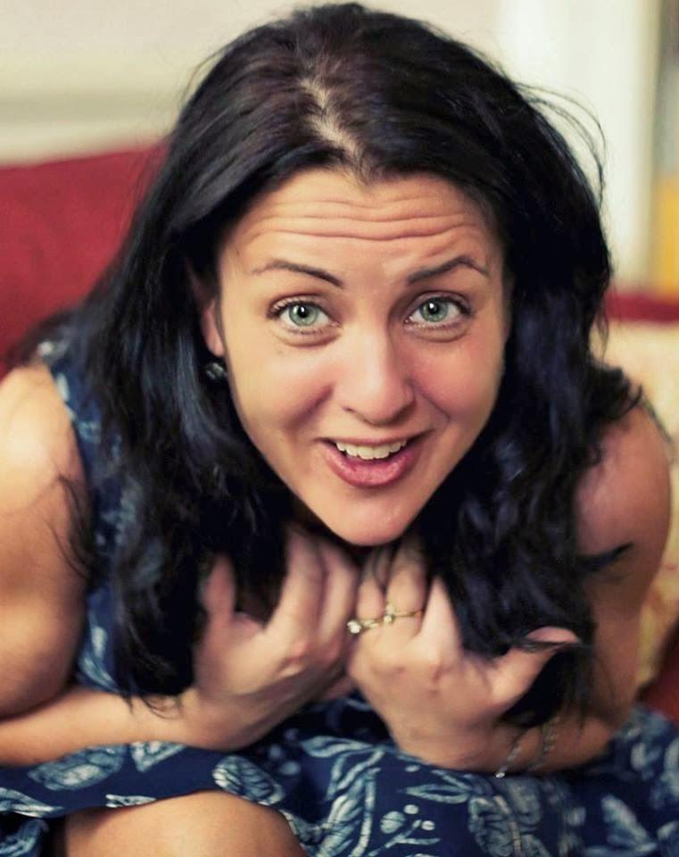Author Suzanne Palmieri