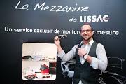 Damien Fourgeaud, Designer chez Lissac