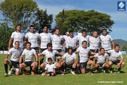 Seleccionado Mayor de la Unión de Rugby de Salta
