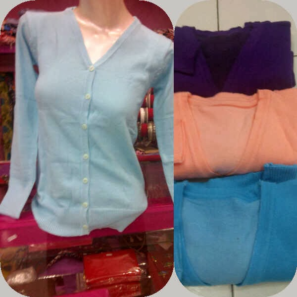 Cardigan Candies Bahan Rayon