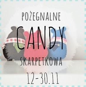 Biorę udział w CANDY u Skarpetki