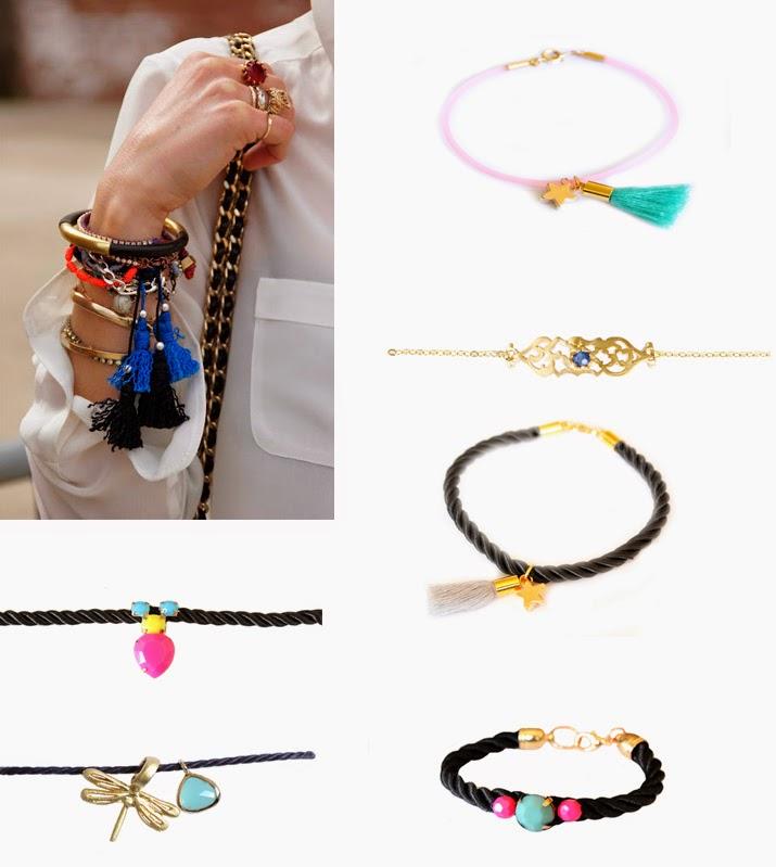 Fabuleux Bijoux fantaisie femme - bijoux tendance pas cher- Suspicious  NE83