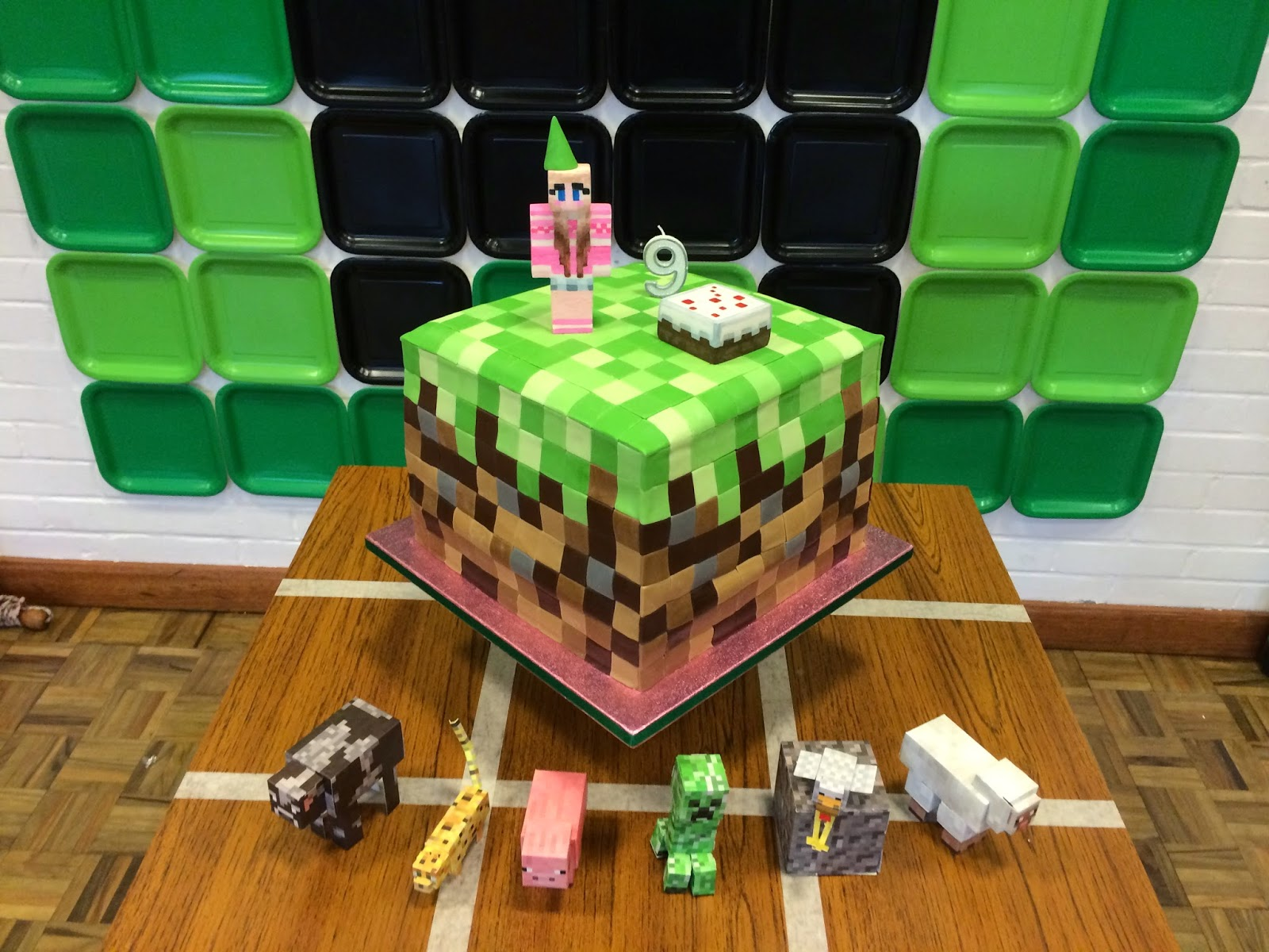 Simple Wallpaper Minecraft Birthday - IMG_7116  Picture_451639.JPG