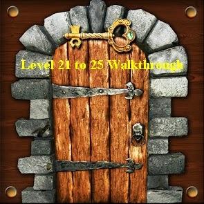 100 Doors Brain Teasers Level 21 22 23 24 25 Solution