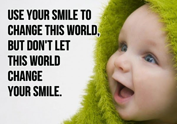 Refreshing Quotes About Smiling