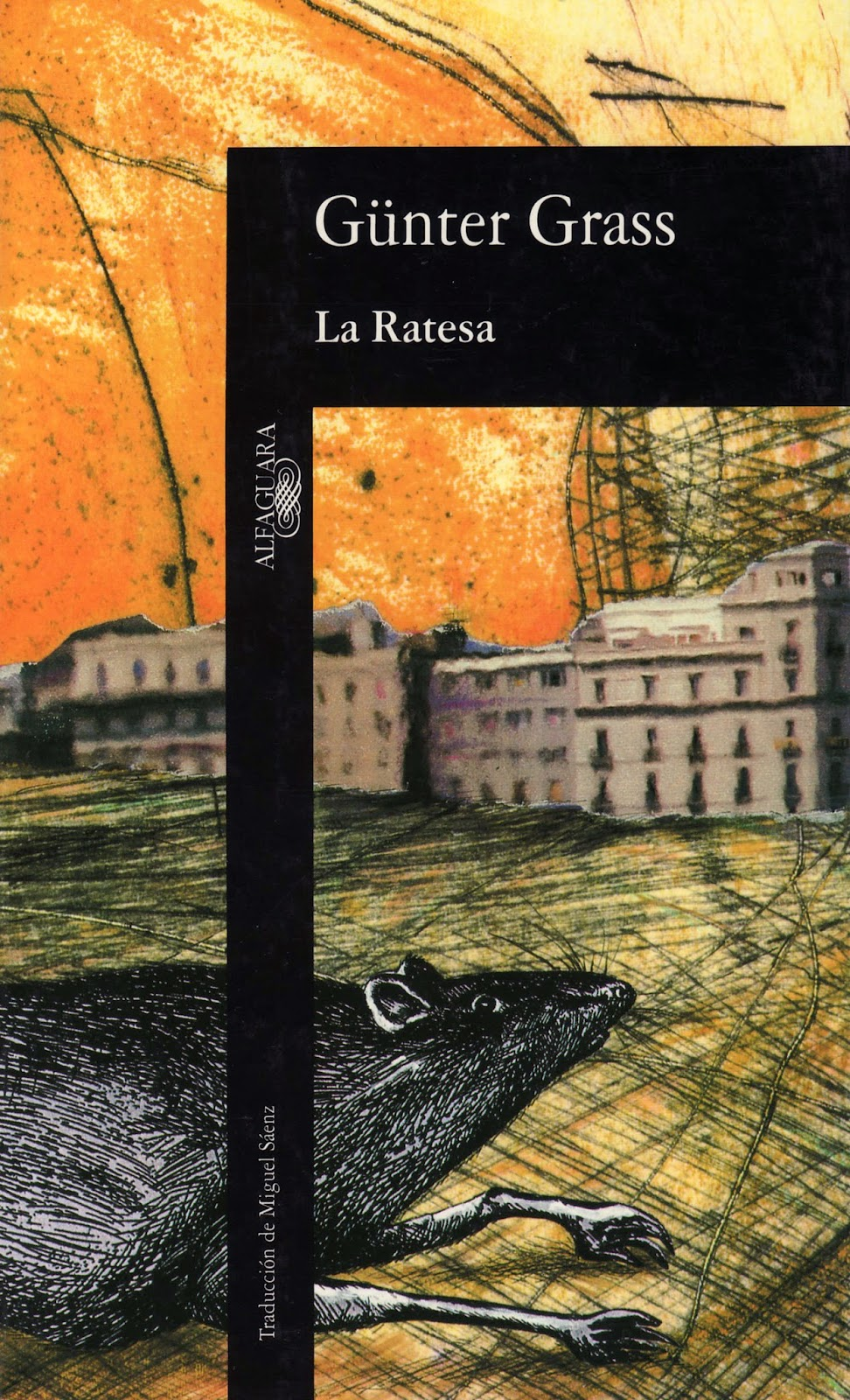 """la ratesa"" - Günter Grass"