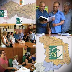 Ιούλιος 2016 προετοιμασία του προγράμματος LEADER