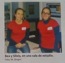 Bea y Silvia
