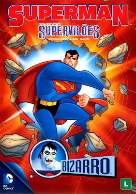 Download Filme Superman Super Vilões: Bizarro – BDRip AVI Dual Audio e RMVB Dublado
