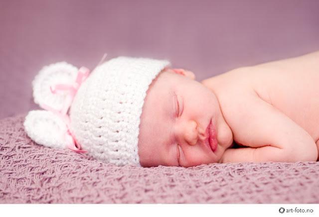 3 - En liten prinsesse er født!
