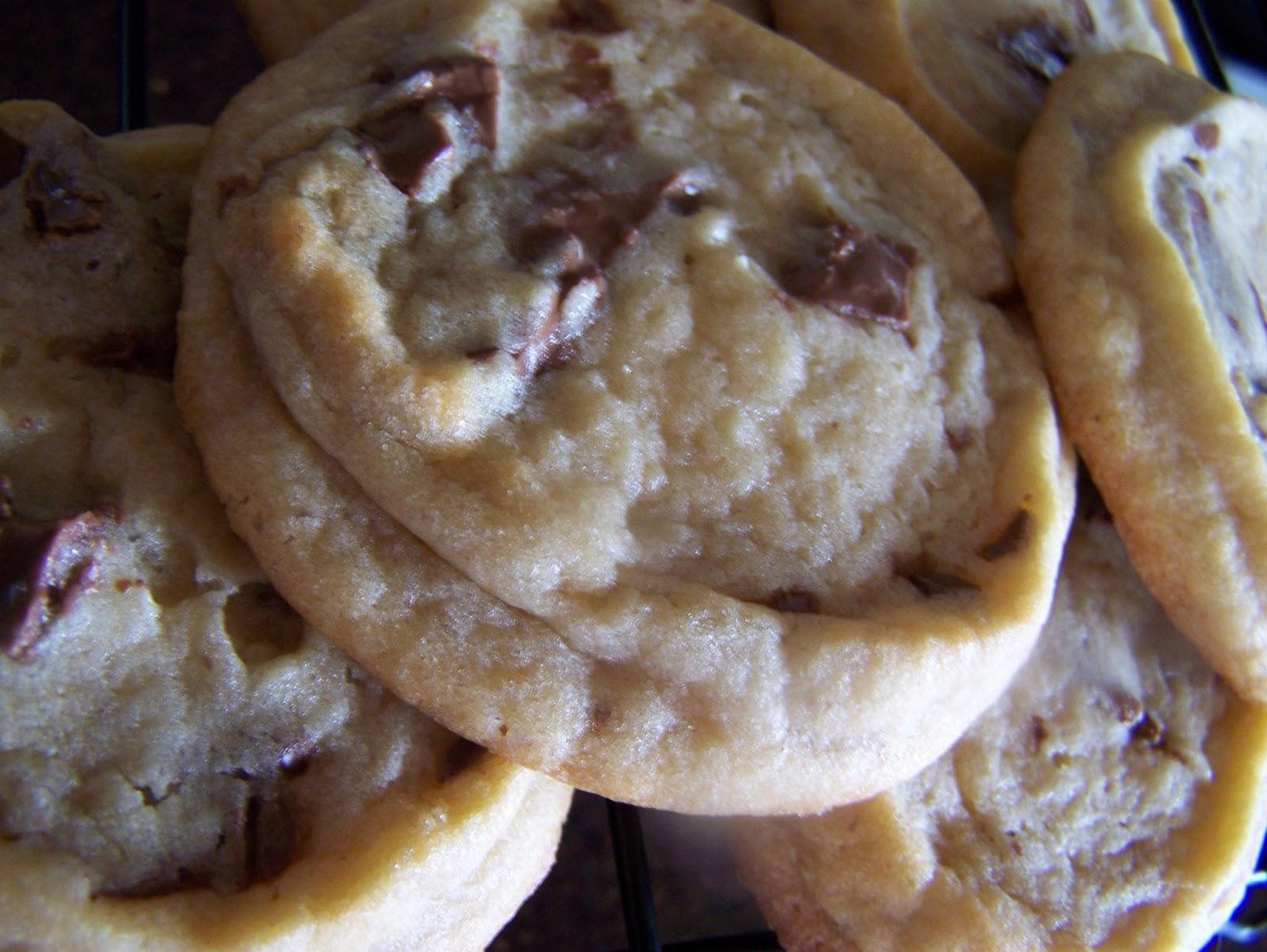 subway cookies recept