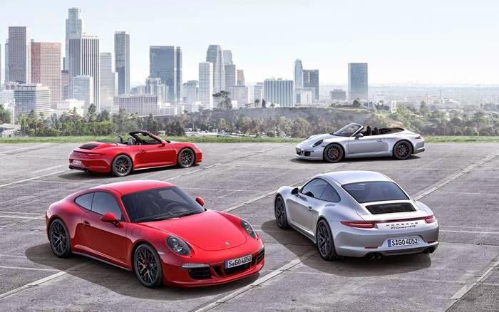 Pabrikan Porsche Indonesia Siapkan lima Varian Terbaru di tahun 2015