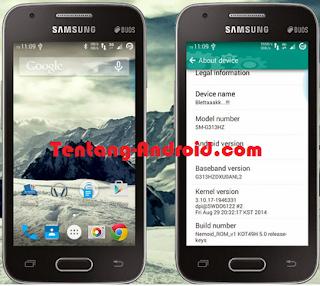 Custom ROM Galaxy V Lollipop Free Download