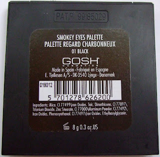 Gosh Smokey Eyes Palette