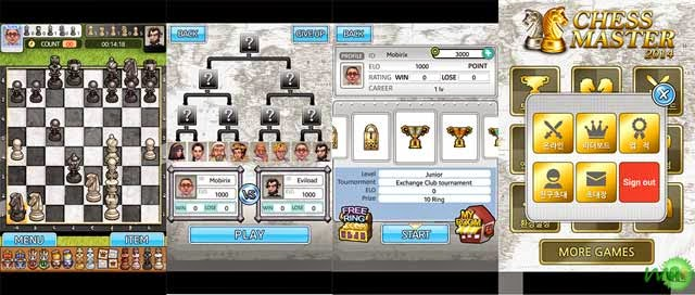 Chess Master 2014 Premium adfree apk screenshot