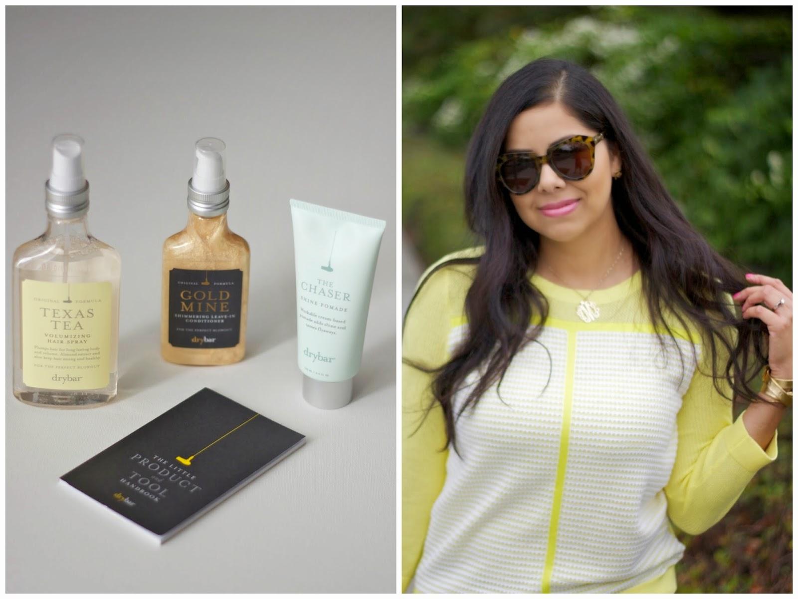 Drybar San Diego, Drybar products, Drybar hair style, san diego blogger, san diego fashion blogger