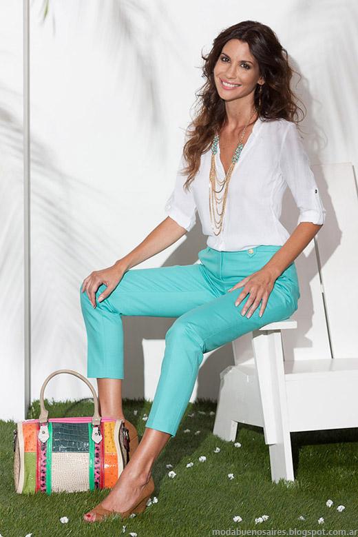 Pantalones de verano 2015 mda mujer, Normandie.