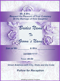 free wedding invitation3