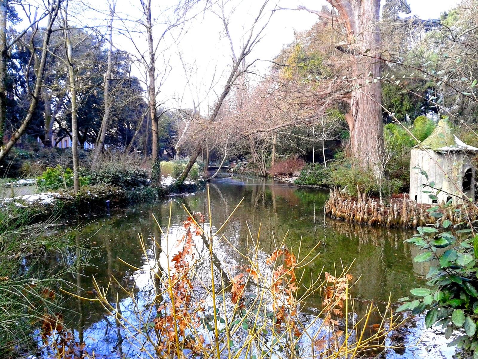 Joanmira 2 pays francophones photo jardin des for Scopitone 2015 jardin des plantes