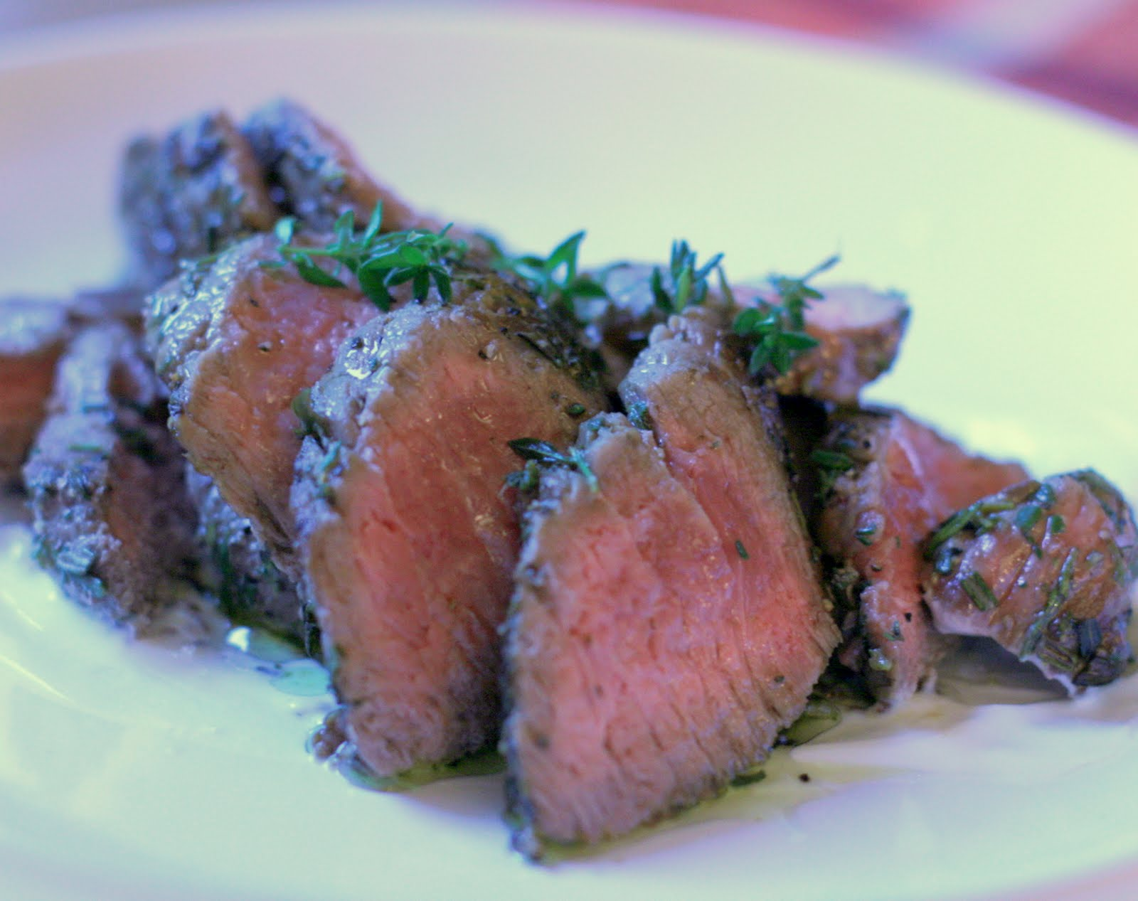 QlinArt: Fast Beef Tenderloin 'Roast' from One Of My Favorite Chefs ...