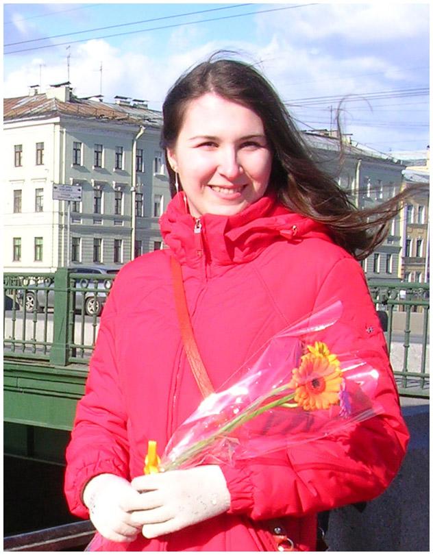 Юлия Лапутина Санкт-Петербург Julie_pr