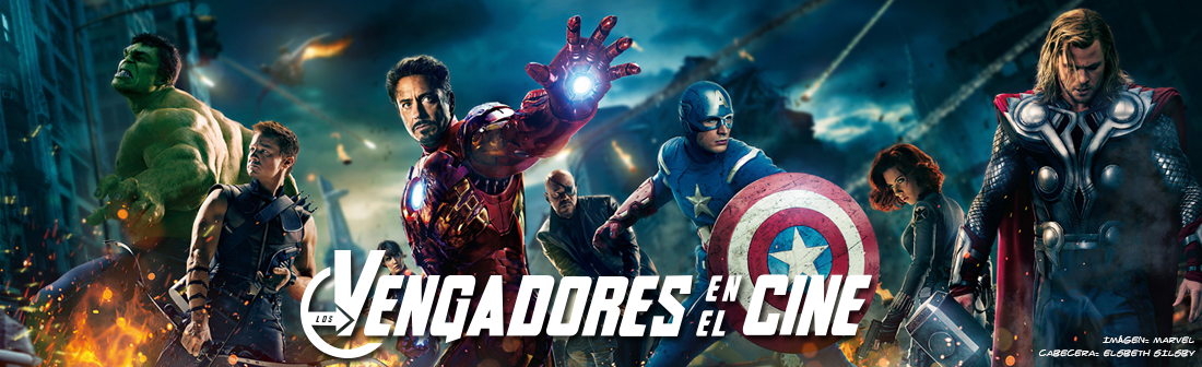 Los Vengadores en el cine