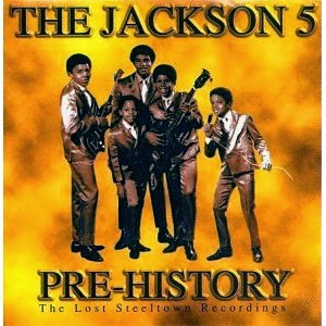 "Capa do Disco ""LP"" 45 Rotações - The Jackson 5"