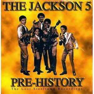 """Capa do Disco """"LP"""" 45 Rotações - The Jackson 5"""