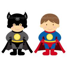 KIDS OF THE WORLD--CLICK BELOW + STYLE YOUR OWN SUPERHERO!