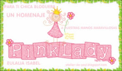 PREMIO PINK LADY