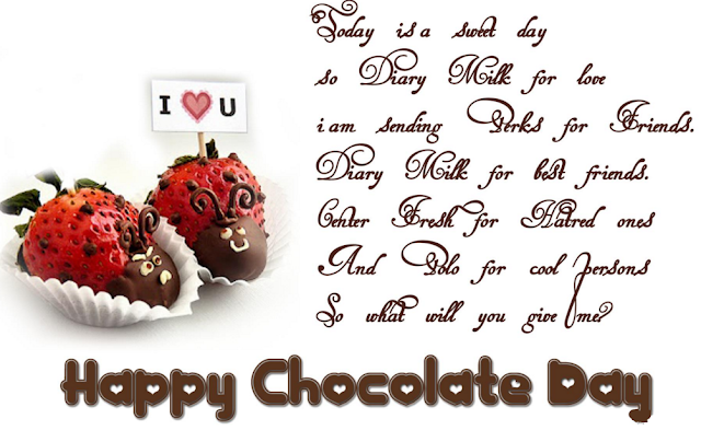Add Sweetness in Love on Chocolate Day